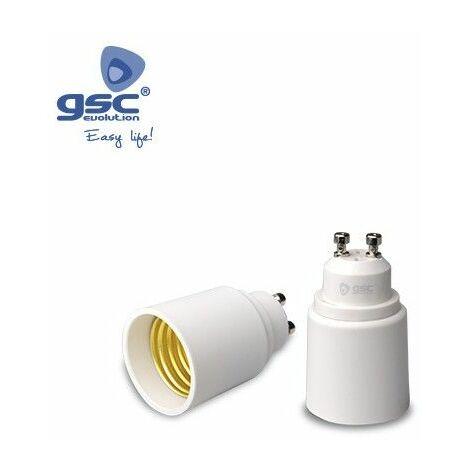 Adaptador de GU10 a E27 GSC 002201343