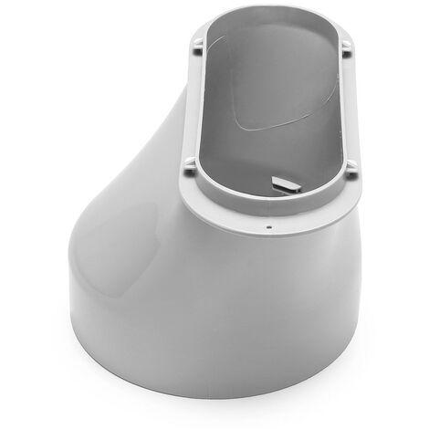 Adaptador de interfaz plana de ventana DIA.15cm para acondicionador de aire móvil Aire acondicionado portátil LAVADO portátil