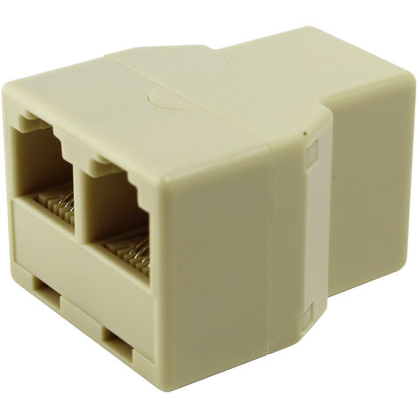 Adaptador / Distribuidor modular doble DH 39.010/6/4