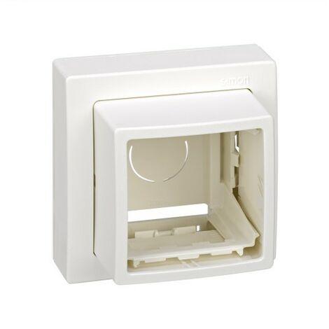 Adaptador para mecanismos Simon 27 BLANCO Simon 73 loft 73088-50