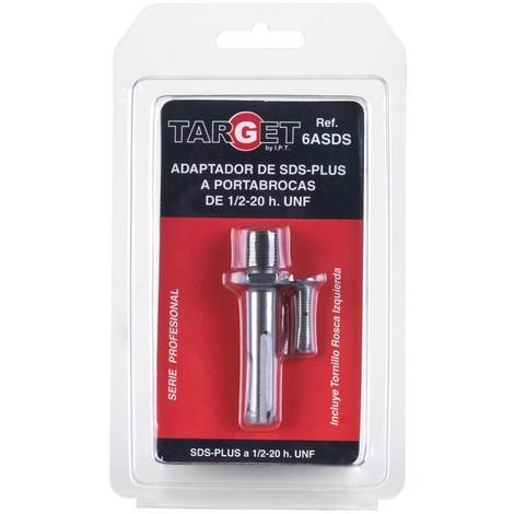 Adaptador Sds Plus 1/2'' - TARGET - 6Asds