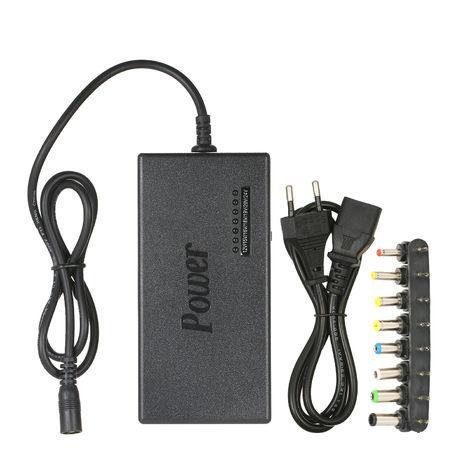 """main image of """"Adaptador universal de cargador de corriente para computadora portatil, 12V a 24V"""""""