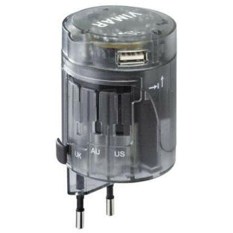 Adaptador Universal de Vimar de viajes universal 0A32301F