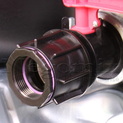 Adaptateur 1''1/2 femelle 40-49 mm