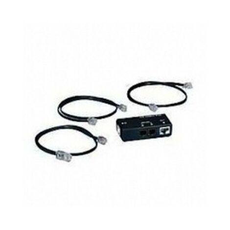 Adaptateur ADSL téléphonique pour coffret de communication - Grade 3 à composer