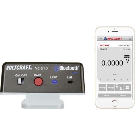 Adaptateur Bluetooth VOLTCRAFT VC810 A279181