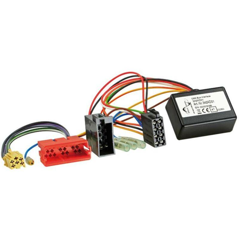 Adaptateur Canbus - Vitesse Capteurs Eclairage compatible avec Audi A2 A3 A4 A6 ap01 TT ap05