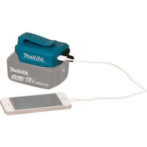 Adaptateur d'alimentation USB Li-Ion 18V LXT - MAKITA DEAADP05