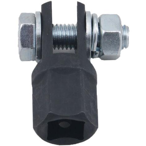Adaptateur de cric a ciseaux Utilisation d'un outil de 1/2 pouce ou d'une clea chocs