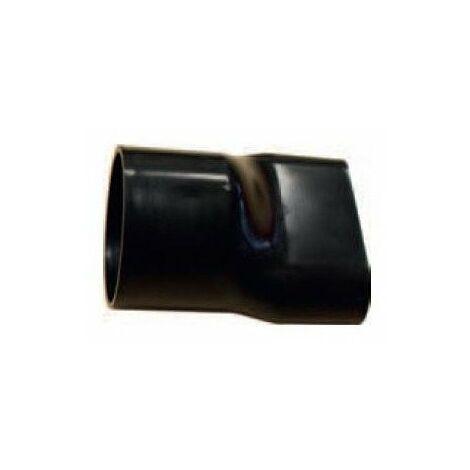 Adaptateur gaine plate à ronde 80mm acr 50/80 pluggit