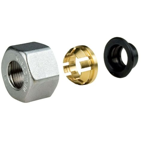 Adaptateur Giacomini compact tube cuivre 16 x 10 R178CX012