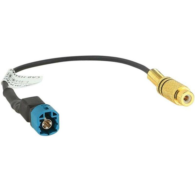 Adaptateur HSD RCA Femelle compatible avec VW RFK
