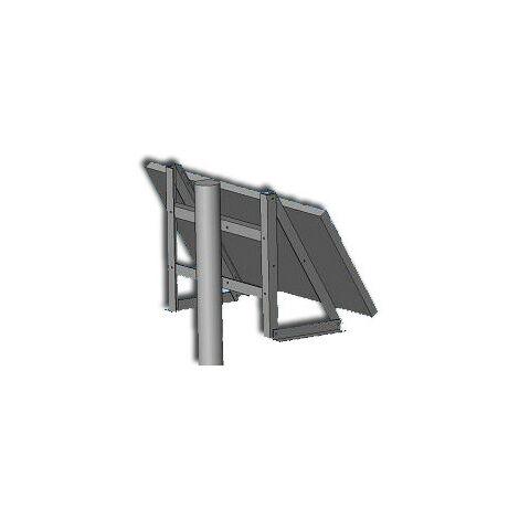 Adaptateur mat pour kit de fixation taille L