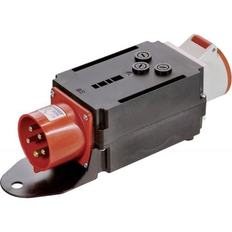 Adaptateur MIXO 32 auf 16Aavec fusible CEE 400V