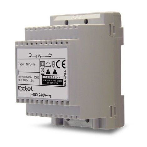 Adaptateur Modulaire pour visiophone Extel Modulo - 830461 - Produit avec emballage