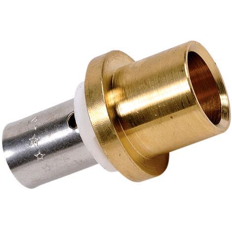 """main image of """"Union PER-cuivre à sertir - Diamètre : Per 12 Cu 12"""""""