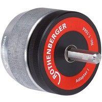 Adaptateur pour ébavureur int. et ext. pour Ø de tuyaux de 3 à 35 / de 10 à 54 m, Pour Ø de tuyaux : 6-35 mm