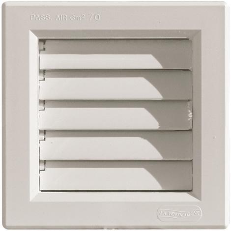Adaptateur pour grilles air chaud 101x201mm