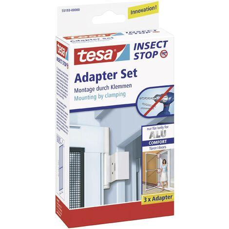 Adaptateur pour moustiquaire, cadre en alumnium, Tesa D97788