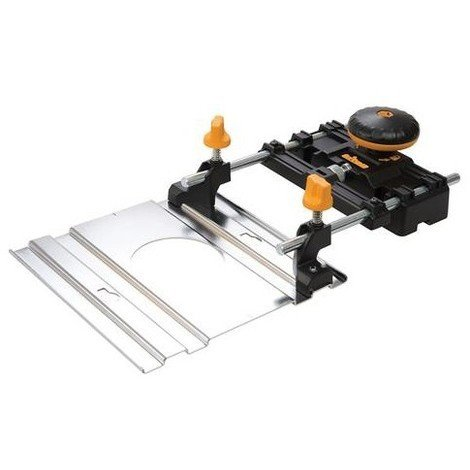 Adaptateur pour rail de guidage des défonceuses Triton - 275634 - Triton - -