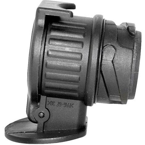 Adaptateur pour remorque TFA Stecker 88007 [prise femelle 13 pôles - prise mâle 7 pôles] plastique 1 pc(s)