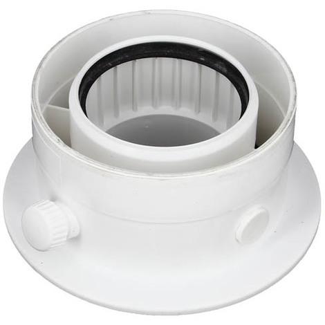 Adaptateur PPs/Alu O80-125