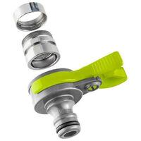 Adaptateur rapide d'arrosage pour robinet d'intérieur