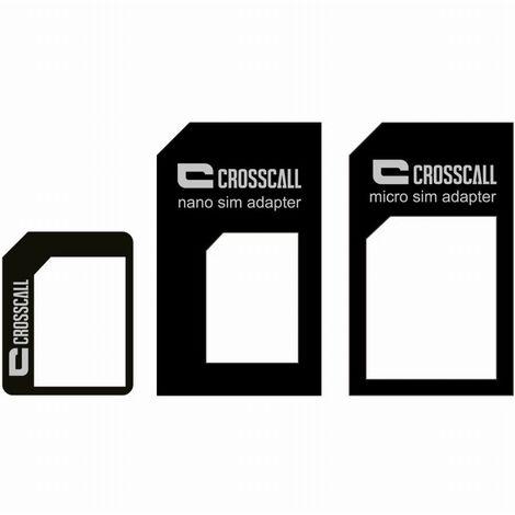 Adaptateur SIM CROSSCALL - MicroSIM-NanoSIM