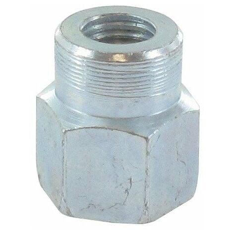 Adaptateur STIHL M10x1,25 pour tête fil nylon 25-2 - 4002-710-2168 - 40-2 - 4003-710 - 40-4 - 4005-710