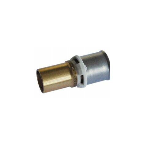 Adaptateur tube cuivre/Multicouches - 18 x 20- MCRAC2018 - Pbtub