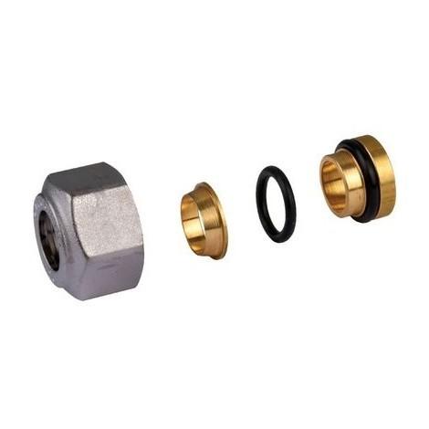 Adaptateur tube cuivre R178 16 x 14 - GIACOMINI : R178X015