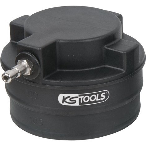 Adaptateurs étagés de test de pression de suralimentation de turbo, 75x80 mm