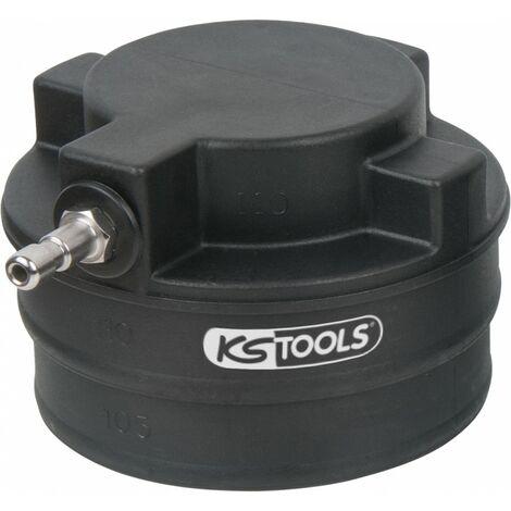 Adaptateurs étagés de test de pression de suralimentation de turbo, 85x90 mm