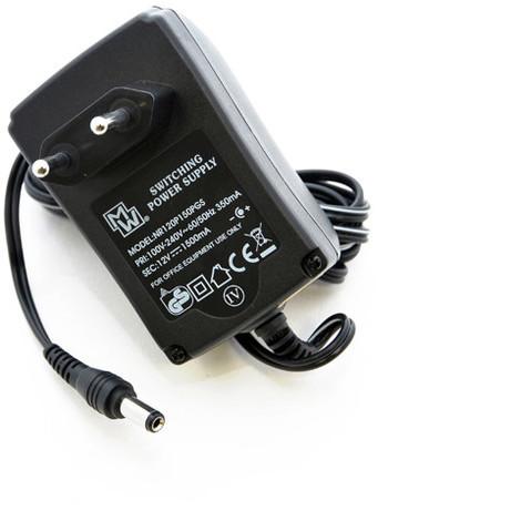 Adapter 12V/1.5A 100-240V
