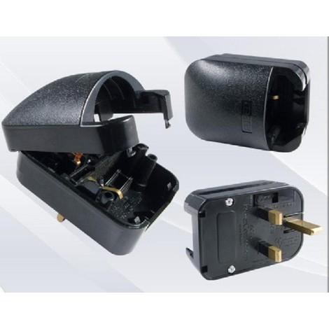 Adapter-England Stromadapter Steckdose Reiseadapter Reise-Stecker EU zu UK