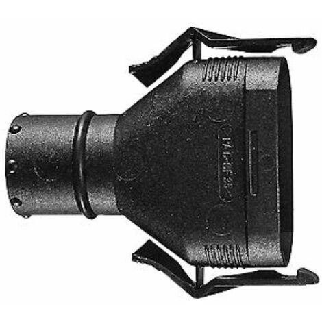Staubsaugerzubehoer Staubsaugeradapter Staubsaugeranschlussrohr Spitzendurchm 1F
