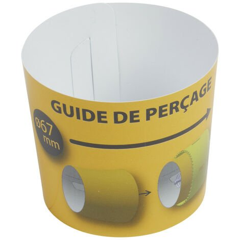 Adapteur scie cloche 68-80 mm (088507)
