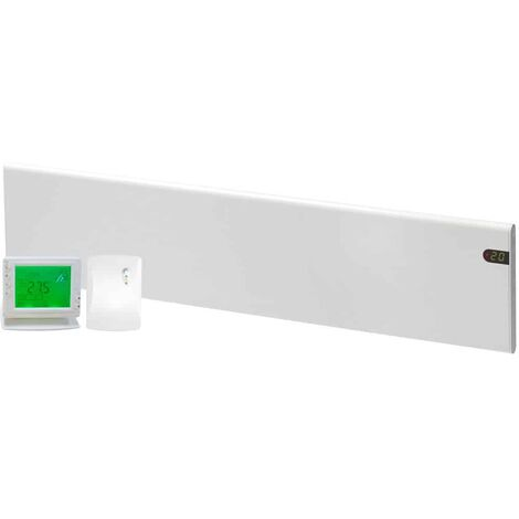 ADAX NEO Electric Skirting Wall Heater / Convector Radiator + Wireless Timer, Thermostat