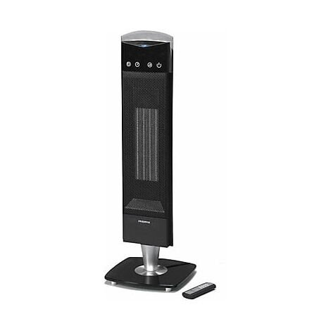 Adax VV20CDH Electric Tower Fan Heater With Auto Rotate & Remote 1200W / 2000W