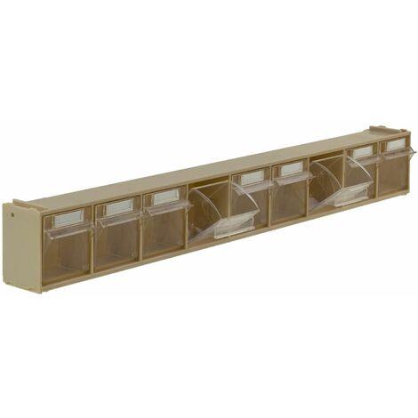 2x ADB Kleinteilemagazin Sortimentskasten Sortierkasten Organizer HD 600
