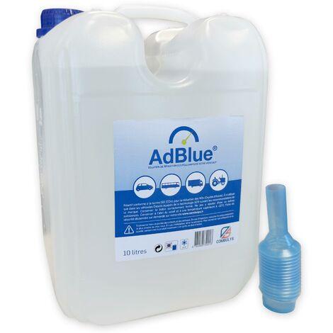 AdBlue SMB,10 LITRES AVEC BEC VERSEUR, AD Blue / GPNox