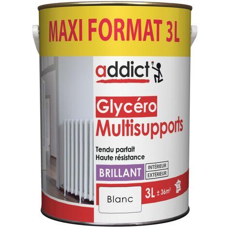 Addict Glycero Multisupports Brillant 3L Maxi Format