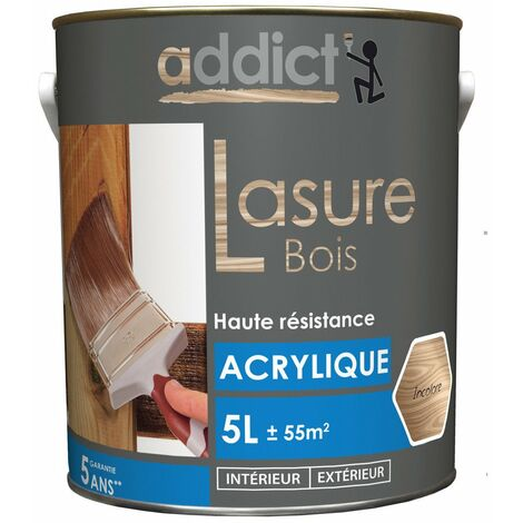 Addict Lasure Acryl 5l Incolore - ADDICT