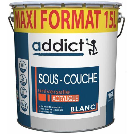 Addict Sous Couche Univ Acryl 15l - ADDICT