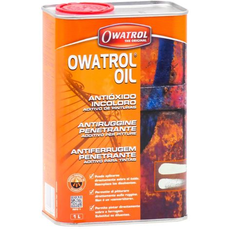 Additif Anti-rouille Owatrol Oil