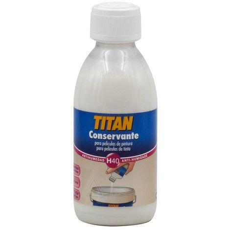 Additif antimoisissure pour peintures Titan H40 | 250 ml