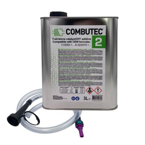 Additif FAP Cérine 176 ou INFINEUM 7995 Vert kit de remplissage Warm Up Combutec 2 3 Litres