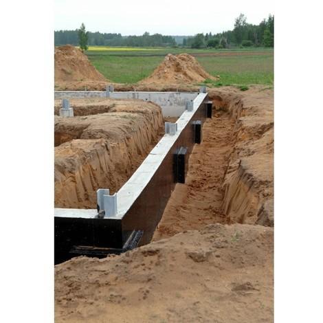 Additif protection renforcée des mortiers de fondation