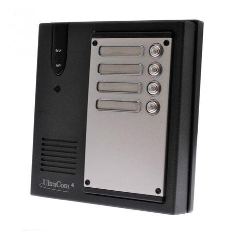Additional Caller Station for the UltraCom4 Intercom