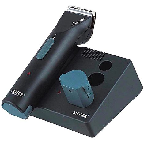 Adelar professional horse clipper with rechargeable battery